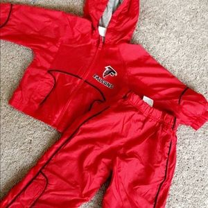 Other - NFl Falcons baby tracksuit